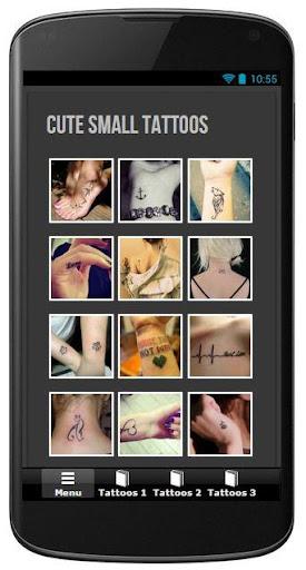小さなタトゥーのアイデア|玩生活App免費|玩APPs