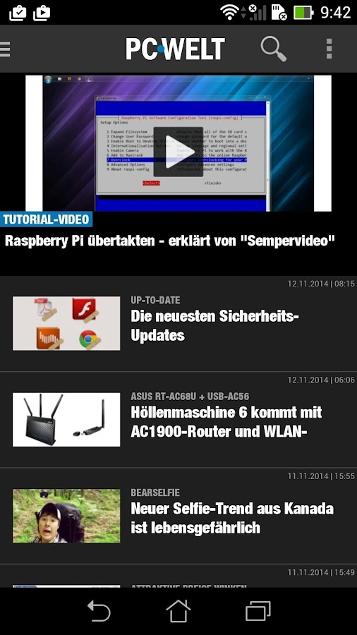 PC-WELT Online- screenshot