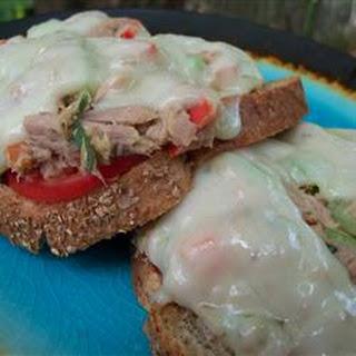 Mayo-Free Tuna Sandwich Filling