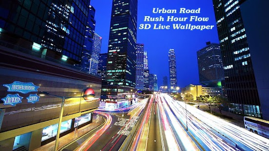 Urban Road Rush Hour Flow 3D- screenshot thumbnail