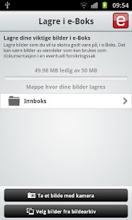 e-Boks.no- screenshot thumbnail