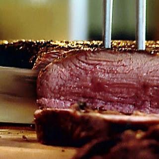 Barbecued Leg of Lamb Recipe