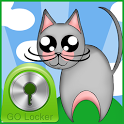 Cute Animals - GO Locker Theme icon