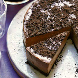 Cheesecake For Chocolate Lovers.
