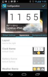 Beautiful Widgets Pro Screenshot 5