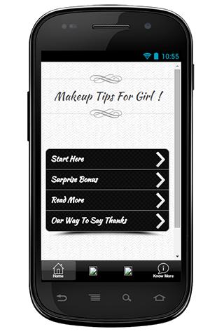 Makeups Tips For Girls