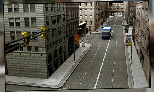 3D城市客車模擬器