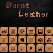 Free Burnt Leather Preview