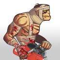Zombie Warrior Man 18+ icon