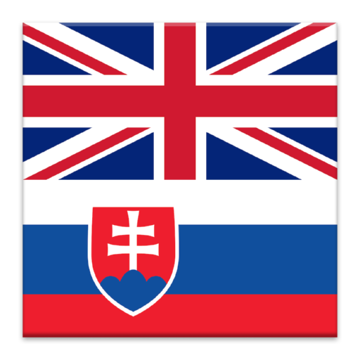 English Slovak Dictionary LOGO-APP點子