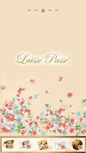 LAISSE PASSE-Autumn Theme