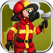 Fireman Samy Memory Puzzle