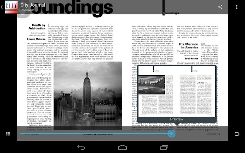 City Journal- screenshot thumbnail