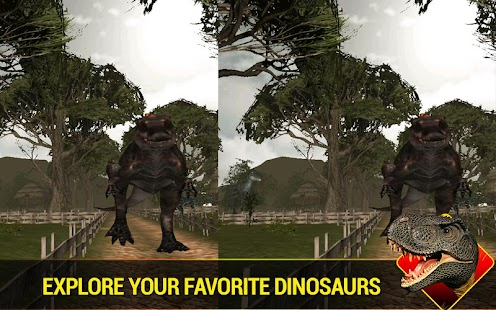 Dino Tours VR- screenshot thumbnail