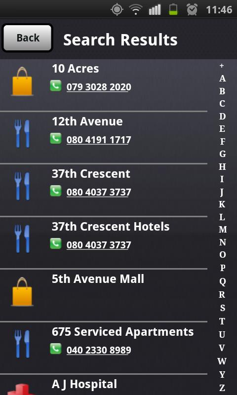 City Guide - Indian Cities - screenshot