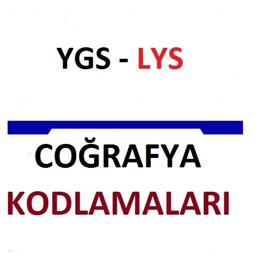 YGS-LYS Coğrafya Kodlamaları