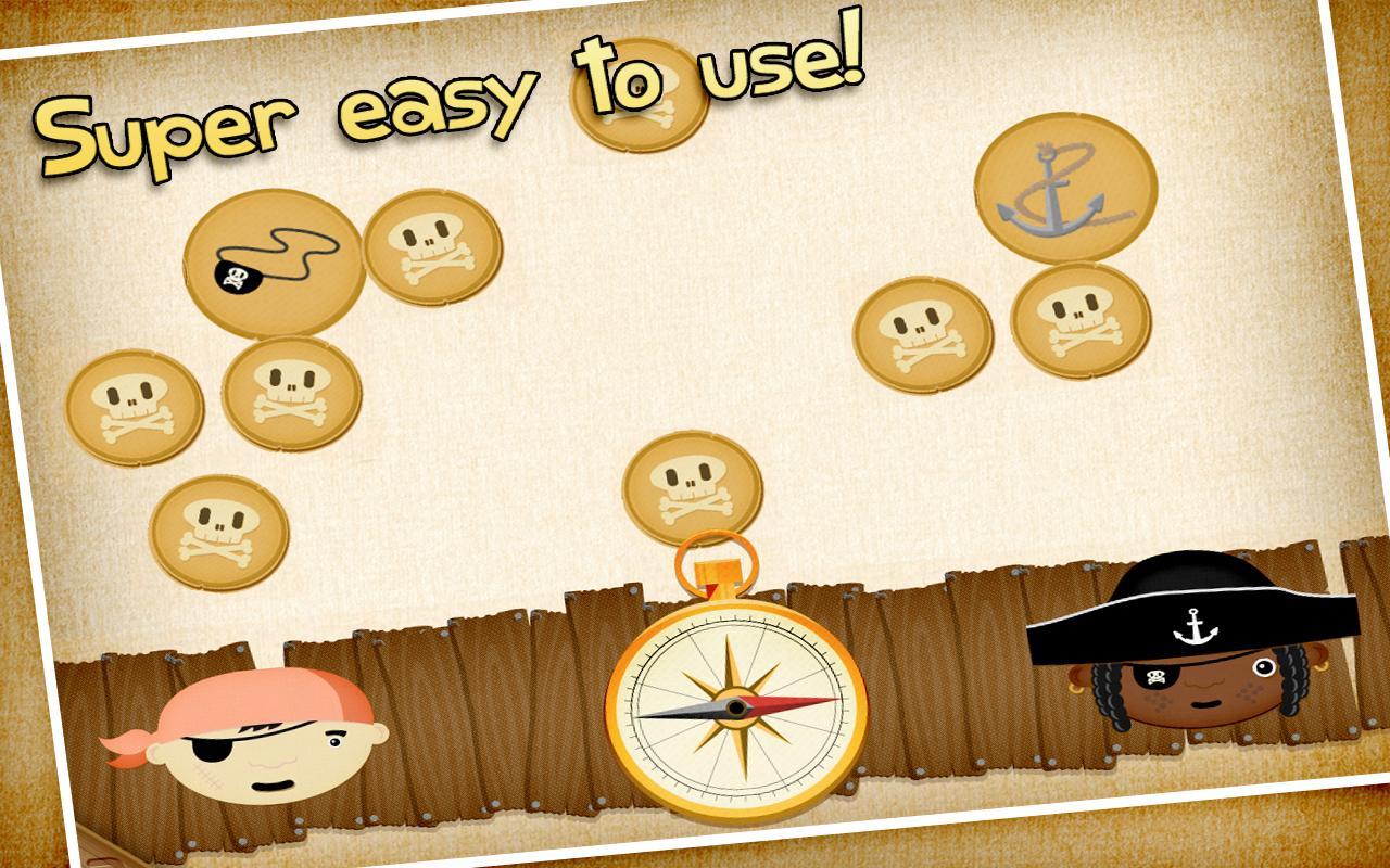 The Pirate's Treasure- screenshot