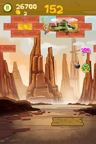 Brick Breaker Turtle- screenshot