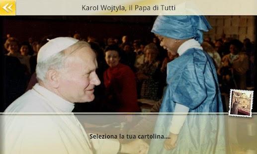 Papa Giovanni Paolo II- screenshot thumbnail