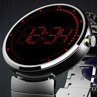 Led Clock Watch Face- screenshot thumbnail
