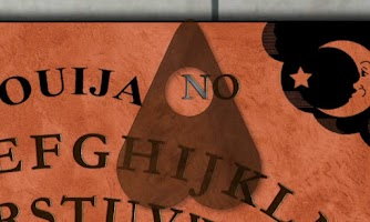 Screenshot of Pocket OUIJA