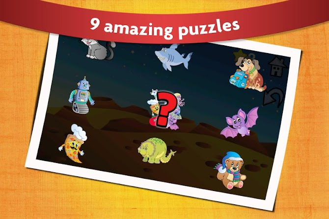 Peg Puzzle 3 - Kids & Toddlers Shape Puzle Game Android 19