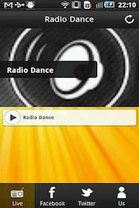 Radio Dance screenshot 0