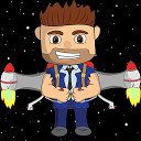 COSMO-Not Jetpack Rush Racer mobile app icon