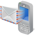 SMS↔Chrome (like MightyText) icon