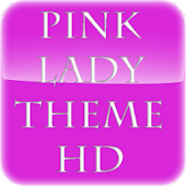 Pink Lady Theme HD FREE