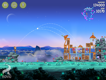 Angry Birds Rio Screenshot 3