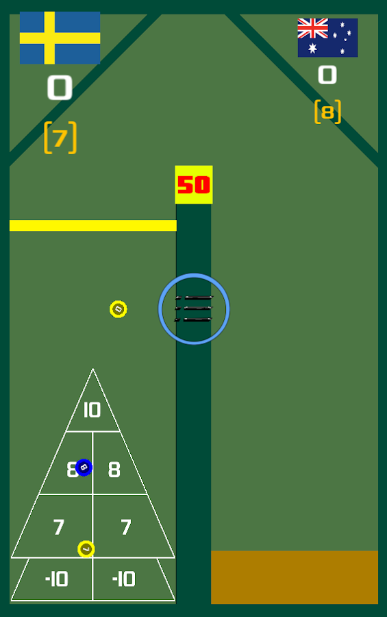 Shuffleboard Casual- screenshot