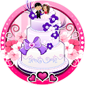 Wedding Cake Decoration icon