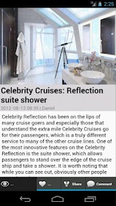 Celebrity Cruises: News by CSN screenshot 1