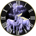 Unicorn Clock logo