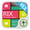 Rix GO Locker Theme icon