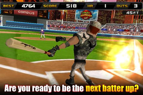 Homerun Battle 3D - screenshot