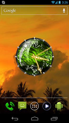 玩個人化App 發光叢林壁紙免費 APP試玩