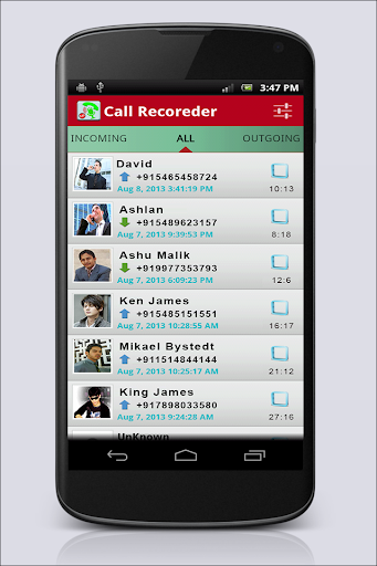 Smart My Call Recorder Pro