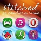 Go Launcher EX Stitched Theme