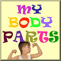 Kids Learning My Body Parts icon
