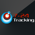 7-24 Tracking icon