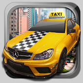 3D Real Taxi Driver