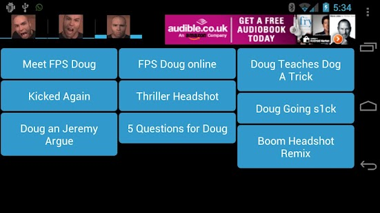 FPS Doug SoundBoard - screenshot thumbnail