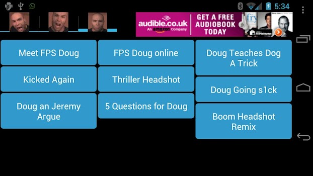 FPS Doug SoundBoard