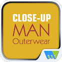 Close-Up Man Outerwear icon