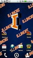 Screenshot of Illinois Live Wallpaper HD