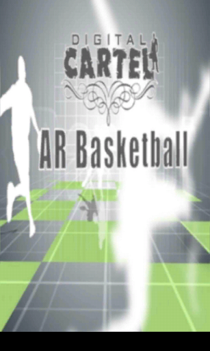 AR Basketball Game Demo