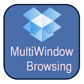 Dropbox MultiWindow Browsing
