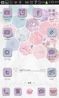 Screenshot of Daydream go launcher theme